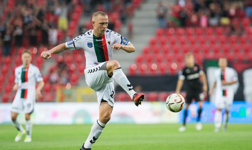 Pilka nozna. Puchar Polski. GKS Tychy - Cracovia Krakow. 09.08.2017