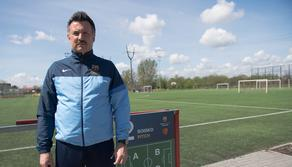 FC Bescola Varsovia. Pilka Nozna. 2017.05.10