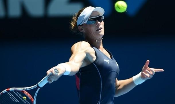 Zobacz zmagania tenisistek podczas Australian Open 2013 - Samantha Stosur!