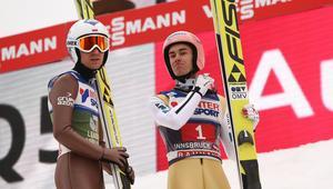 Stefan Kraft i Kamil Stoch
