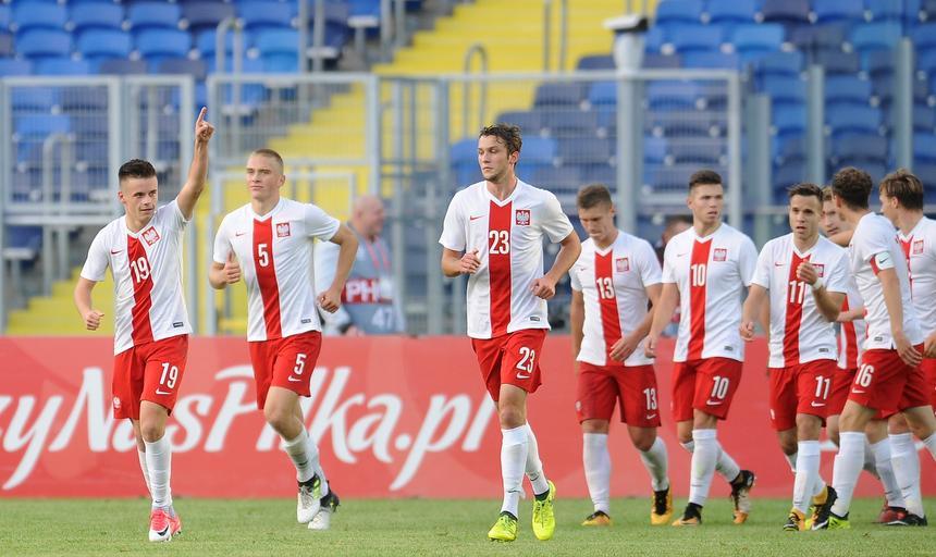 U19 Polska - Bialorus