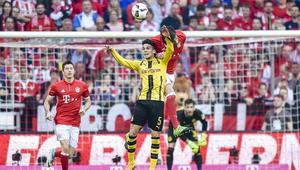 Bayern and Borussia