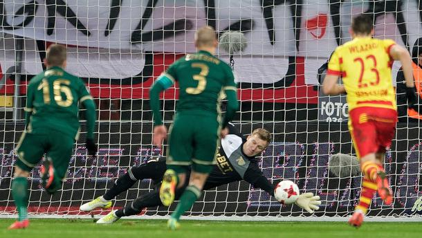 Slask Wroclaw vs Jagiellonia Bialystok 15 12 2017