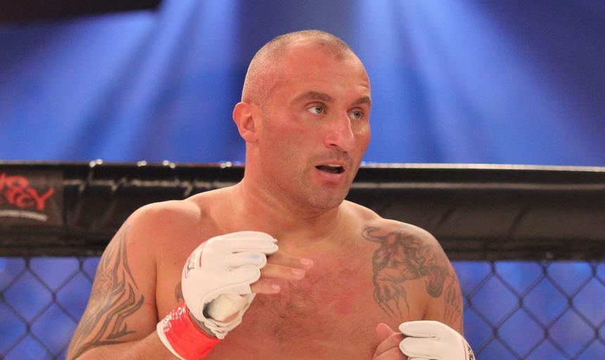 Gala boksu zawodowego w Częstochowie Marcina Najmana