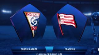 Górnik – Cracovia