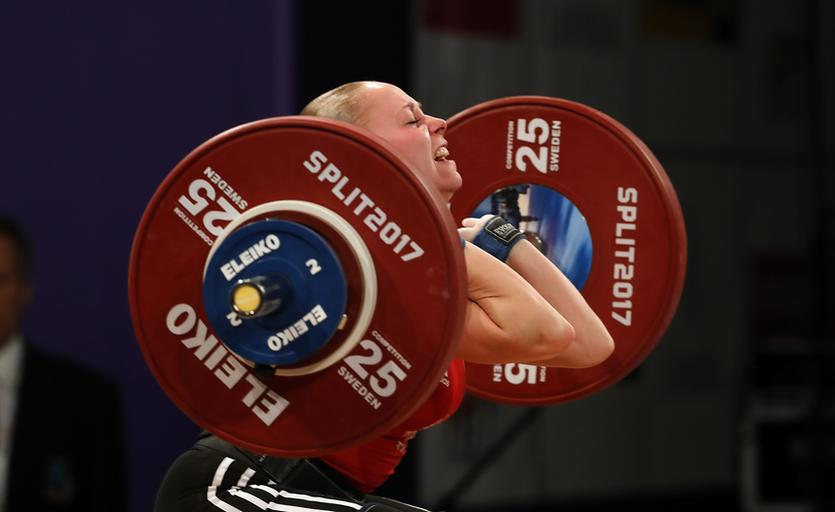 Weightlifting European Championships 2017