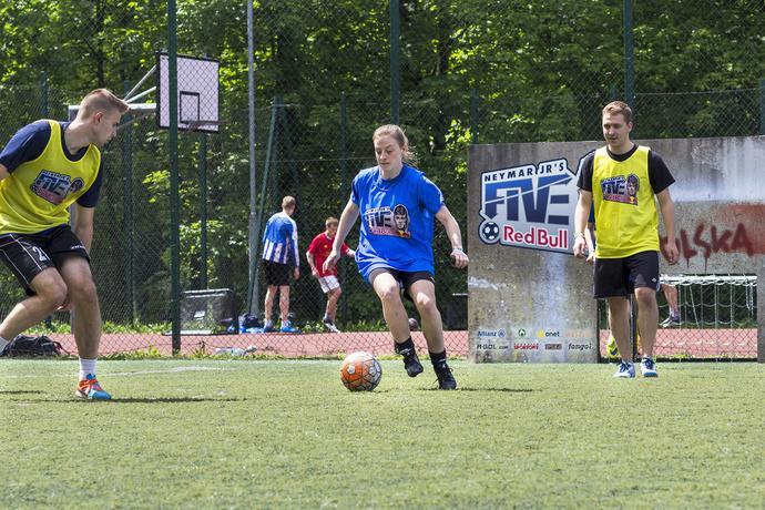 KS Górnik Bobrowniki to pierwsza żeńska drużyna w krajowych eliminacjach.