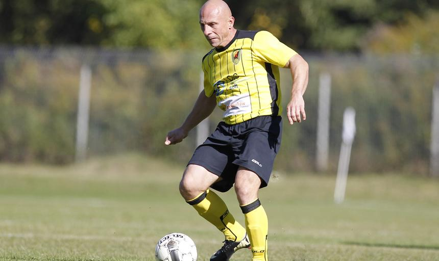 IV liga. Slavia Ruda Slaska - Ruch Radzionkow. 03.10.2015