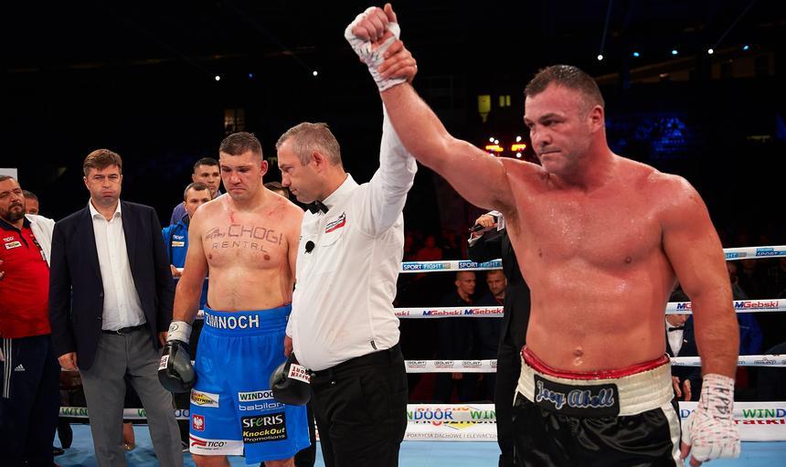 Krzysztof Zimnoch vs Joey Abell