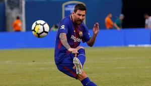 Lionel Messi - Barcelona v Juventus