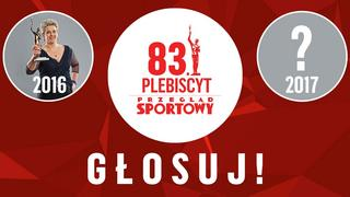 83. Plebiscyt na Najlepszego Sportowca Polski 2017 Roku – głosuj
