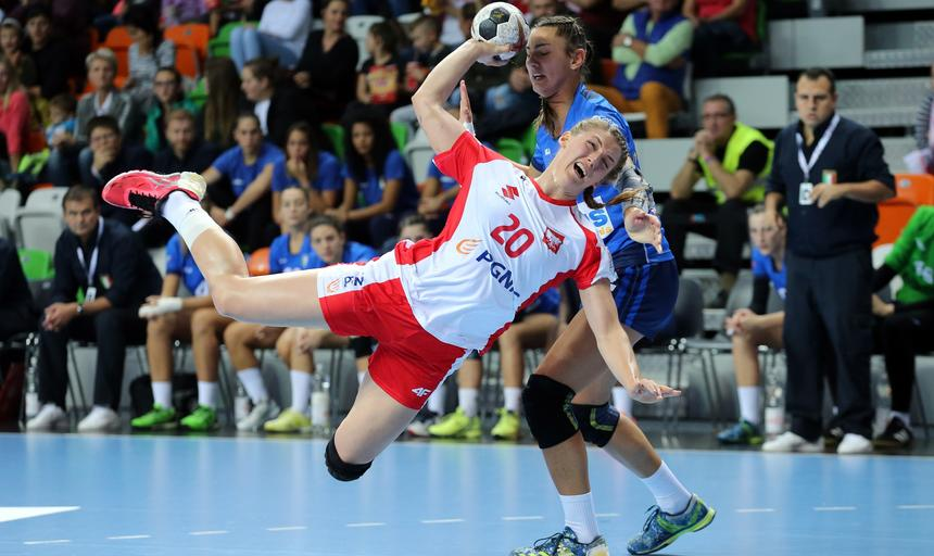 Piłka ręczna kobiet eliminacje do Mistrzostw Europy 2018