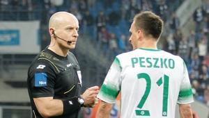 Szpakowski: Sędzia Marciniak nie dał się sprowokować