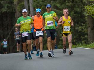 Udany finisz festiwalowego biegania