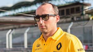 Robert Kubica testy F1