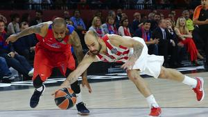 Basketball - Euroleague Final Four Semifinal - CSKA Moscow v Olympiacos - Sinan Erdem Dome, Istanbul