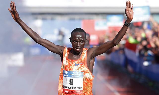 Maraton w Amsterdamie 2017