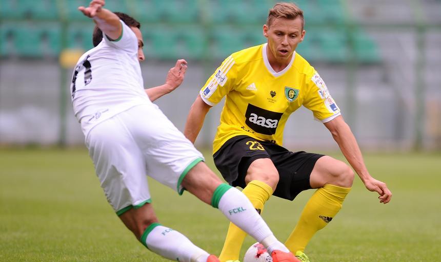 Sparing: GKS Katowice - Karpaty Lwow