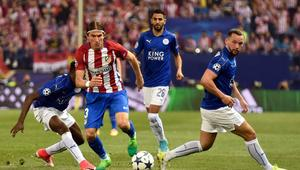 Atletico Madryt vs Leicester City