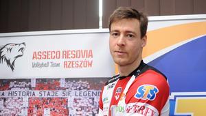 Podpisanie umowy sposnorskiej Asseco Resovia Rzeszow z STS