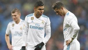 FOOTBALL - SPANISH CHAMP - REAL MADRID v VILLARREAL