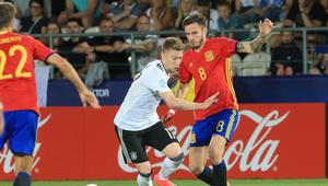 U-21 GERMANY SPAIN