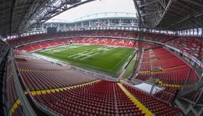Otkrytije Ariena, Moskwa, stadion, widok