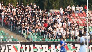 Pilka nozna. I liga. Zaglebie Sosnowiec - MKS Kluczbork. 10.09.2016