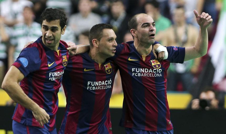 Barcelona vs Sporting