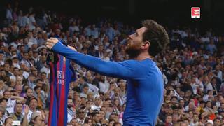 Skrót Real - Barcelona 2:3