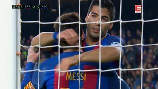 Barcelona - Sociedad 3:2