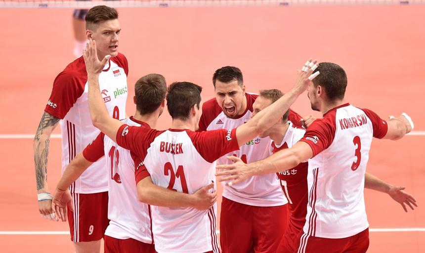 Liga Swiatowa 2017 - Polska - Rosja