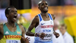 London 2017 IAAF World Championships