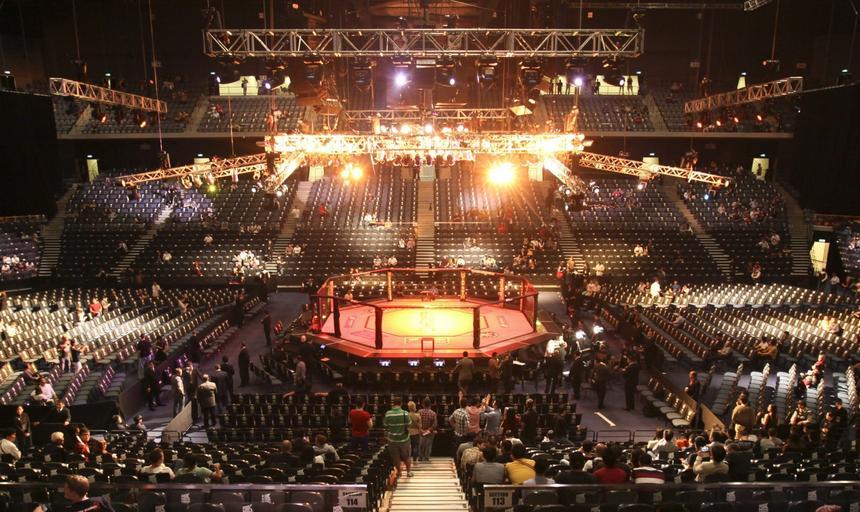 Ultimate Fighting Championship (UFC) in Macau