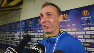 Marciniak: Nie zagraliśmy pięknie, ale to nie łyżwiarstwo figurowe!