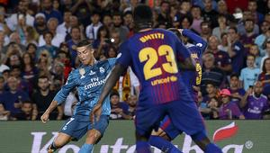 Barcelona Real Madryt