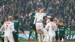 Legia Górnik ekstraklasa piłkarska sezon 2017/18