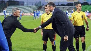 Krzysztof Warzycha i Jacek Paszulewicz