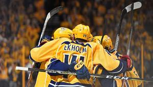 NHL: Stanley Cup Final-Pittsburgh Penguins at Nashville Predators
