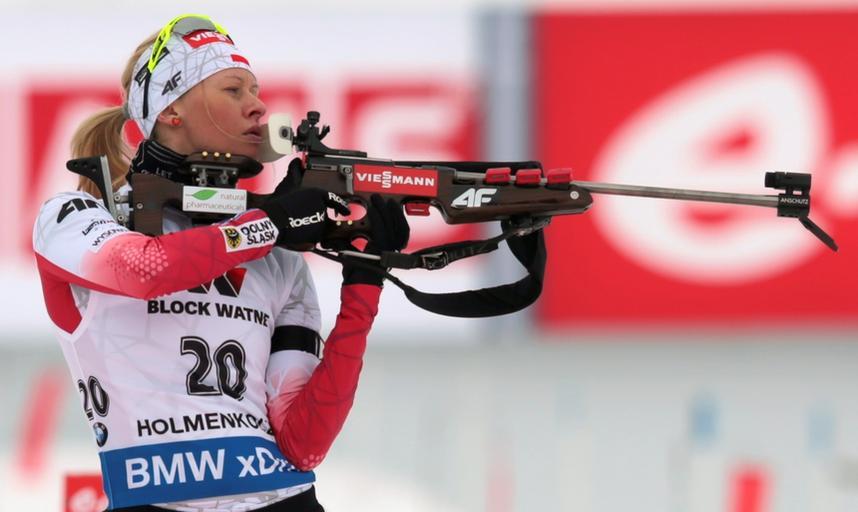 MS w biathlonie