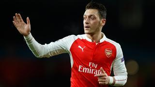 Mesut Özil, Arsenal Londyn