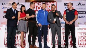 Polsat Boxing Night. Konferencja prasowa