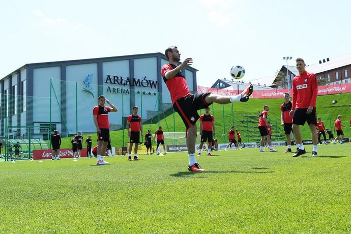 Podobnie jak przed EURO 2016 najważniejszy etap przygotowań do mundialu odbędzie się w Arłamowie