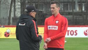 """Czy Milik zagra z Czarnogórą? """"Liczę się z każdą decyzją trenera"""""""