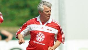Pilka nozna. Mecz towarzyski. Wyspa Sylt, Old Stars Niemcy - Polska 5 - 3. 04.07.1999