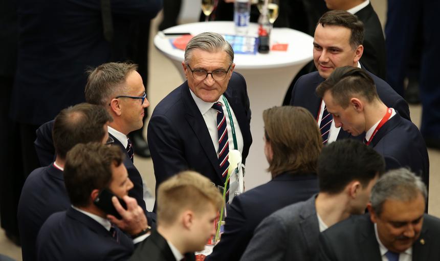 Losowanie MŚ 2018 w Moskwie