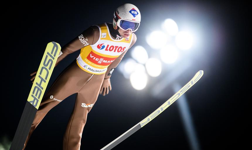 Puchar Swiata w skokach narciarskich w Zakopanem
