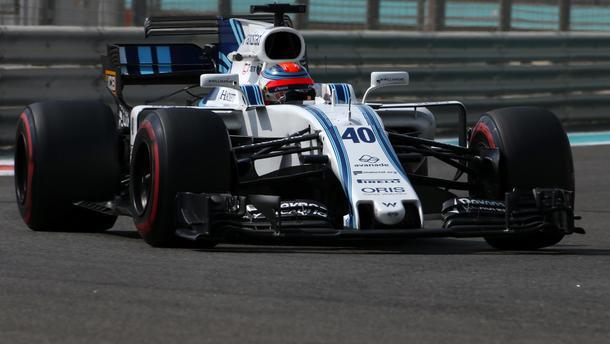 Formula One Testing - Yas Marina Circuit - Abu Dhabi