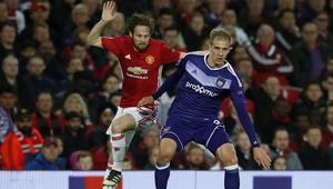 Manchester United v RSC Anderlecht