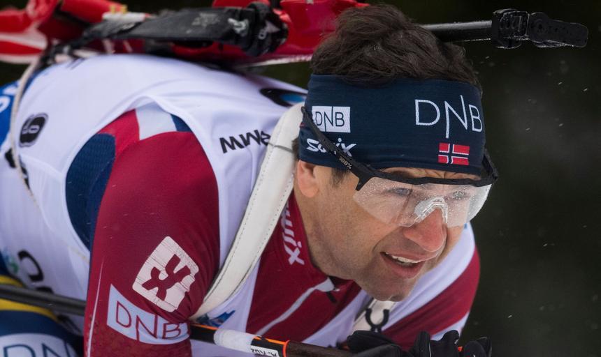 Ole Einar Bjoerndalen